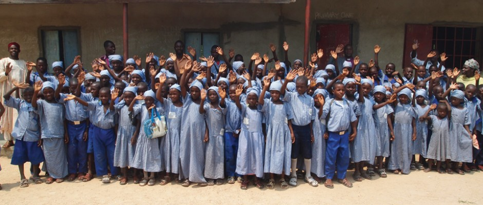 School and Clinic in Bari, Kano State