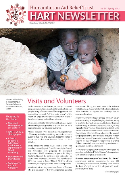 HART_Newsletter_Spring2013_page1