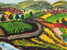Paintings from Nagorno- Karabakh