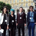 Afternoon tea at the House of Lords: HART competition winners describe their experience