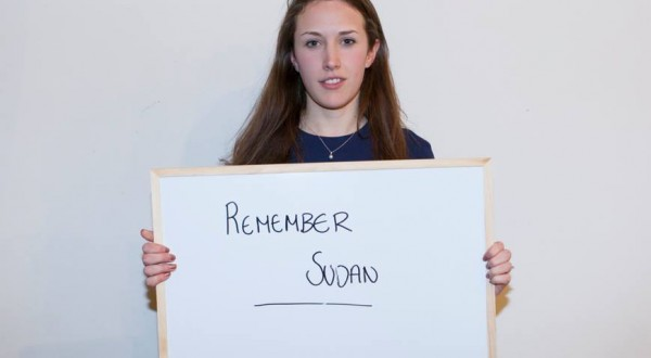 Remember Sudan: A message of support