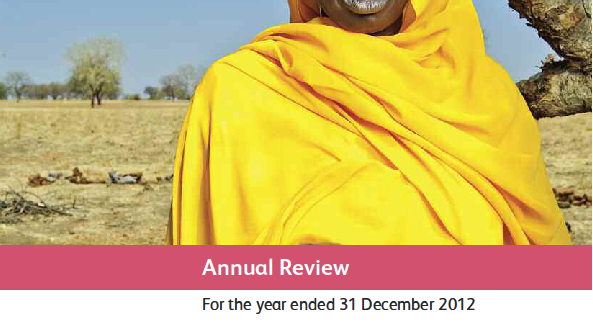 HART Annual Review 2012