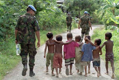 Timor Leste: The Limits of International Peacekeeping