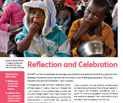 HART Winter Newsletter 2015