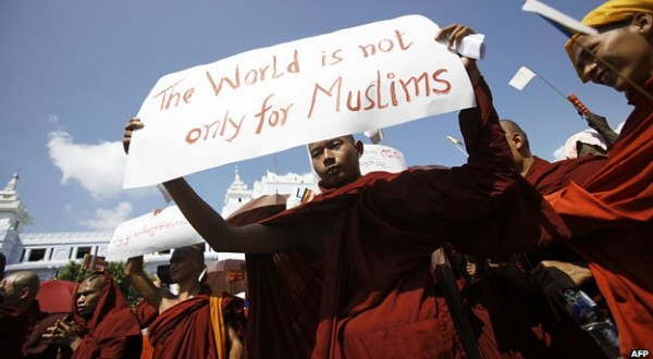 Why Islamophobia is More Dangerous Than al-Qaeda in Burma