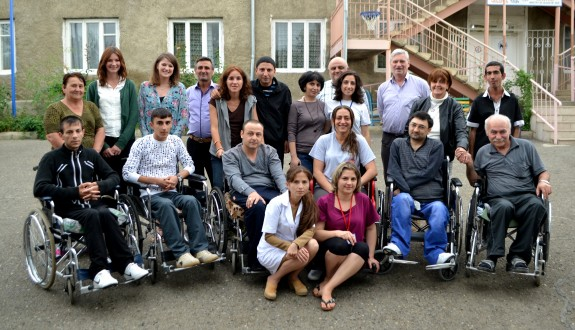Disability Rights and Rehabilitation: Vardan Tadevosyan