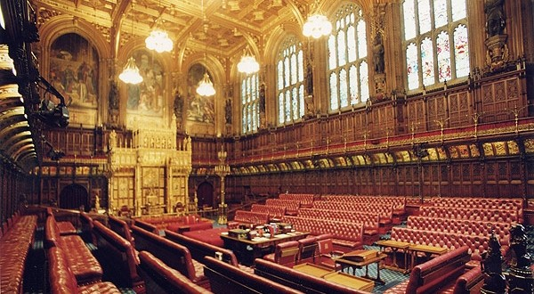 House of Lords Oral Question on Burma: Policing of Demonstrations