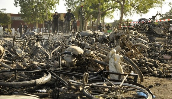 Letters from Baga: terror and mistrust in Boko Haram's homeland