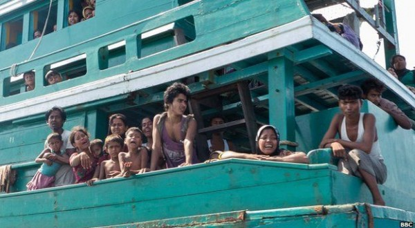 Burma's Persecution of the Rohingya Creates a Refugee Crisis