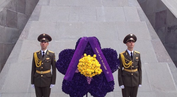 HART Report on the Global Forum Against the Crime of Genocide | Yerevan, 22nd – 23rd April 2015