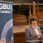 "Baroness Cox spoke at A.G.B.U. ""LIVING MEMORY"" event"
