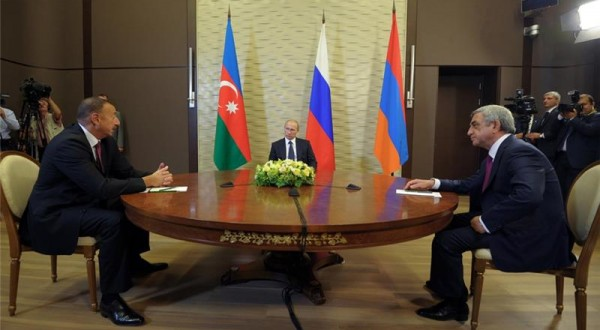 Steps to Peace: Nagorno-Karabakh Republic's Struggle for Official Recognition Continues