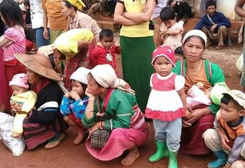 If Naypyidaw wants peace, it must stop its military advances into Shan ceasefire territories | Statement by Shan Community Based Organizations |October 15, 2015