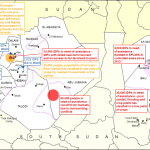 South Kordofan and Blue Nile, March Humanitarian Update
