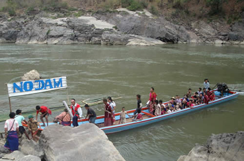 Open letter from 26 Shan community groups to Daw Aung San Suu Kyi to cancel Salween dams