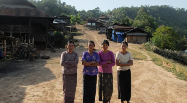 Shan women become victims of trafficking in Thailand