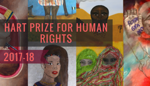 HART Prize for Human Rights: Exhibition & Prize Giving
