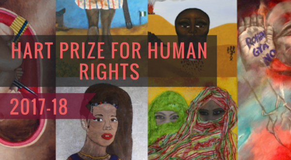 HART Prize for Human Rights 2018| 'Human rights can sometimes be dismissed as a Western concept'