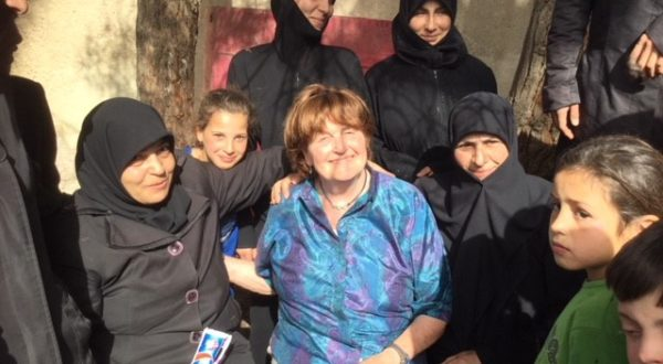 Statement from Caroline Cox on her recent visit to Syria