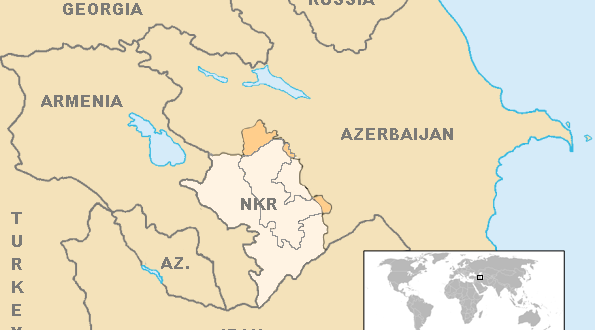 Can the recent political changes in Armenia  alter the course of negotiations over the Nagorno-Karabakh conflict?