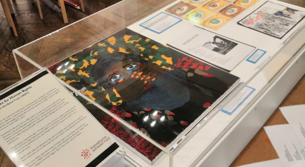 HART Prize entries displayed in the Walker Art Gallery