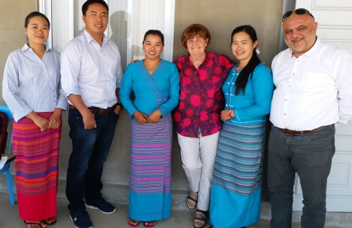 Spotlight On: Health and Hope, Chin State