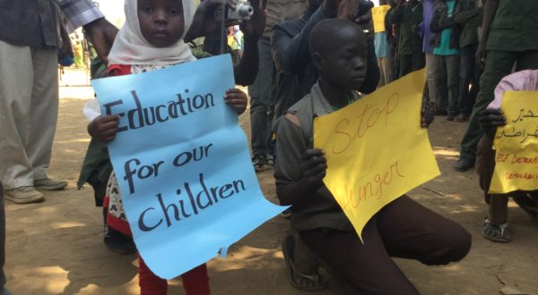 South Sudan's Education Crisis