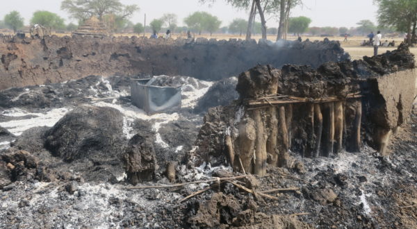 Easter Monday massacre in Abyei