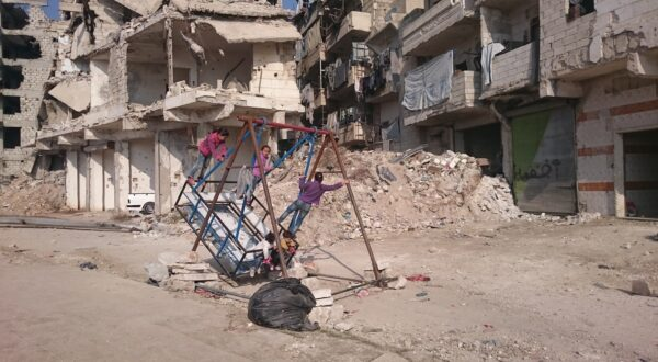 Why Economic Sanctions on Syria Must Stop