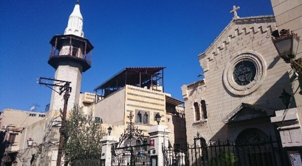 The Religious Landscape in Syria- Part 1
